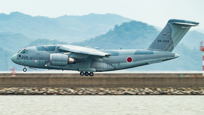 68-1204 - Kawasaki C-2 - Japan - Air Self Defence Force (JASDF)