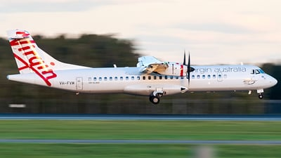 VH-FVM - ATR 72-212A(500) - Virgin Australia Airlines