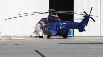 VH-ZFE - Eurocopter EC 225LP Super Puma II+ - Bristow Helicopters