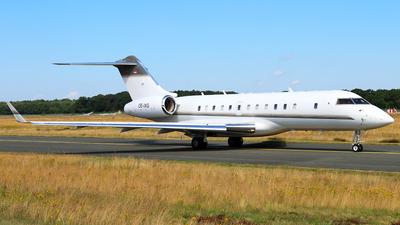 OE-IXG - Bombardier BD-700-1A11 Global 5000 - AVAG Air