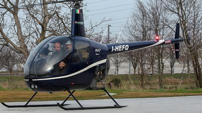 I-HEFQ - Robinson R22 Beta II - Elicompany