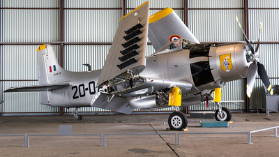 126979 - Douglas AD-4N(A) Skyraider - France - Air Force