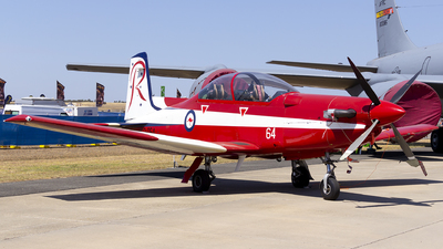 A23-064 - Pilatus PC-9A - Australia - Royal Australian Air Force (RAAF)