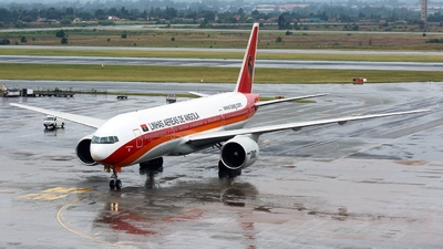 D2-TEE - Boeing 777-2M2(ER) - TAAG Linhas Aéreas de Angola