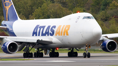 N415MC - Boeing 747-47UF(SCD) - Atlas Air