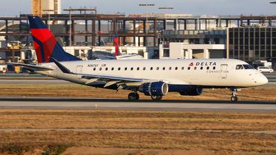 A picture of N267SY - Embraer E175LR - Delta Air Lines - © KenKen Huang
