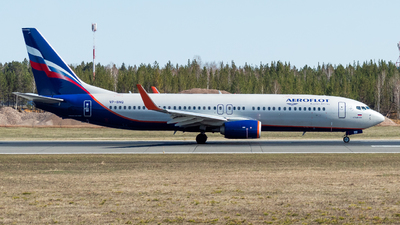 A picture of VPBNQ - Boeing 7378MC - Aeroflot - © David_Vlasov
