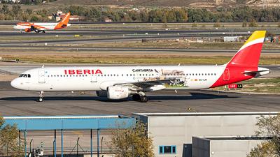 EC-IJN - Airbus A321-212 - Iberia