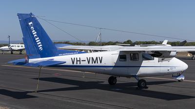 VH-VMV - Vulcanair P.68C - Aero Club - Redcliffe