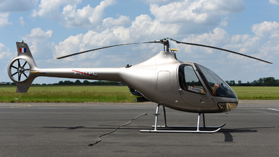 A picture of FWWHY - Guimbal G2 Cabri - [] - © bruno muthelet