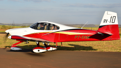 PT-ZSM - Vans RV-10 - Private