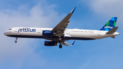 A picture of N975JT - Airbus A321231 - JetBlue Airways - © Tyler Emtage