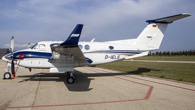 D-IELE - Beechcraft B200GT King Air 250 - Private