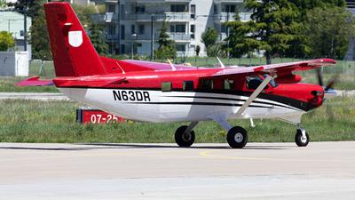 N63DR - Quest Aircraft Kodiak 100 - Private
