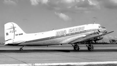 A picture of VHBAM - Cessna 208B Grand Caravan - Skytrans - © George Canciani