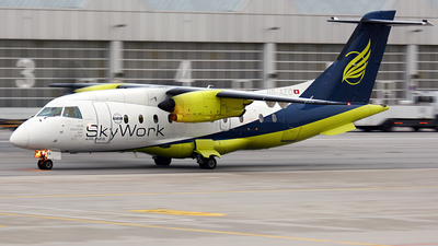 HB-AEO - Dornier Do-328-100 - Sky Work Airlines
