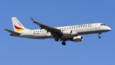 D-AWSI - Embraer 190-100LR - German Airways