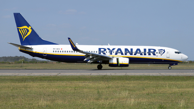 9H-QEG - Boeing 737-8AS - Ryanair (Malta Air)