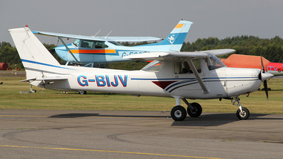 G-BIJV - Reims-Cessna F152 - Private