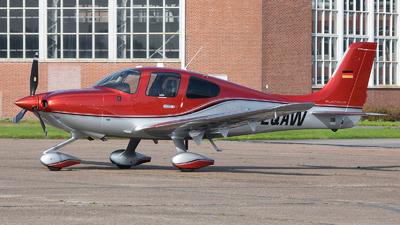 D-EQAW - Cirrus SR22T-GTS G6 Platinum - Private