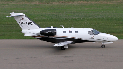 YR-TRQ - Cessna 510 Citation Mustang - Private
