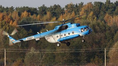 70881 - Mil Mi-8MT Hip - Russia - Gromov Flight Research Institute