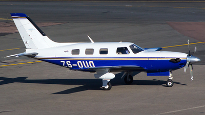 ZS-OUO - Piper PA-46-500TP Malibu Meridian - Private