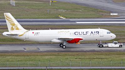 F-WWBX - Airbus A320-251N - Gulf Air
