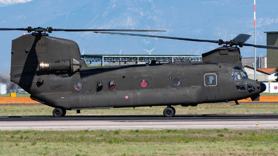 MM81779 - Boeing CH-47F Chinook - Italy - Army