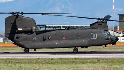 A picture of MM81779 - AgustaWestland ICH47F Chinook -  - © Christian Tondo