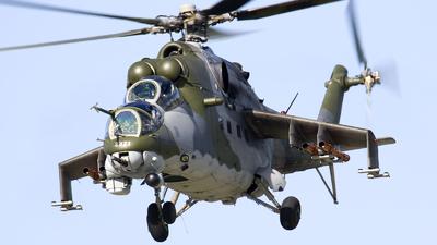 3371 - Mil Mi-24V Hind E - Czech Republic - Air Force