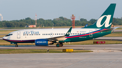 N290AT - Boeing 737-7BD - airTran Airways