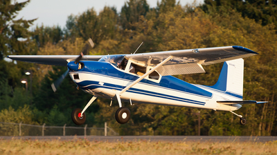 N694MD - Cessna 180C Skywagon - Private