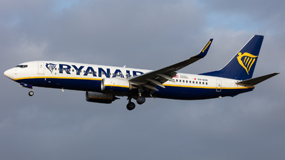 9H-QDN - Boeing 737-8AS - Ryanair (Malta Air)