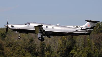 N707GD - Pilatus PC-12/47E - Private