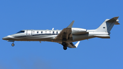 SE-RMO - Bombardier Learjet 45XR - Hummingbird Aviation Services