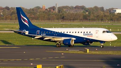 A picture of GCIXV - Embraer E170LR - [17000111] - © Tolga Kabakci
