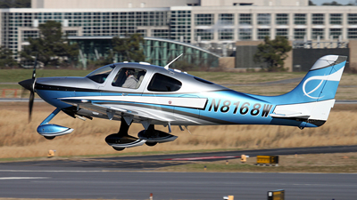 A picture of N8168W - Cirrus SR22 - [0789] - © Kevin Porter