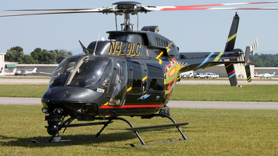 N429LC - Bell 407 - United States - Georgia State Patrol
