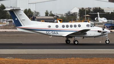 CC-DAA - Beechcraft B200 Super King Air - Chile - Direccion General de Aeronautica Civil