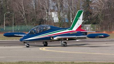 MM54482 - Aermacchi MB-339PAN - Italy - Air Force