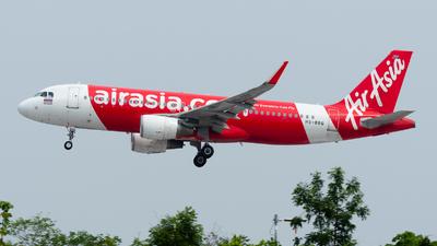 A picture of HSBBG - Airbus A320216 - AirAsia - © Amarase Pamarapa