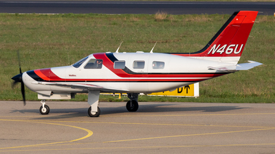 N46U - Piper PA-46-310P Malibu - Private
