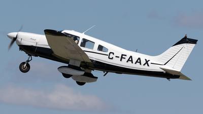 C-FAAX - Piper PA-28-181 Archer II - Private