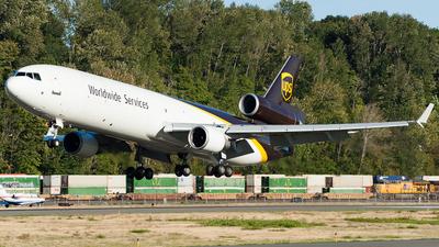 N279UP - McDonnell Douglas MD-11(F) - United Parcel Service (UPS)