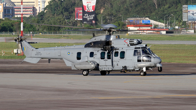 M55-07 - Eurocopter EC 725AP Caracal - Malaysia - Air Force