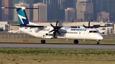 C-FKWE - Bombardier Dash 8-Q402 - WestJet Airlines