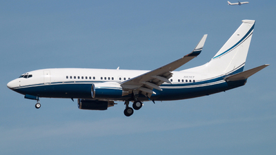 N8767 - Boeing 737-7EG(BBJ) - Private