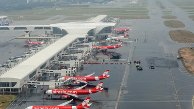WMKK - Airport - Airport Overview