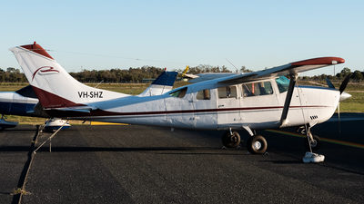 VH-SHZ - Cessna U206G Stationair - Private